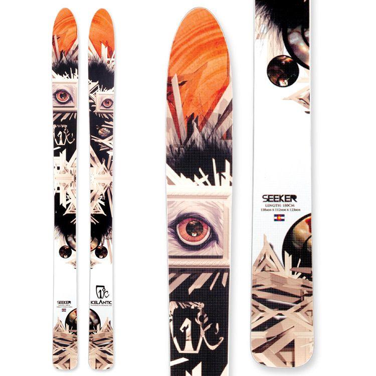 Лыжи для скитурного катания