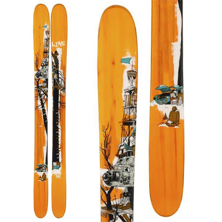 Внетрассовые лыжи