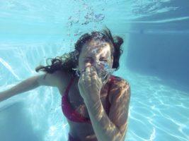 Дыхание под водой