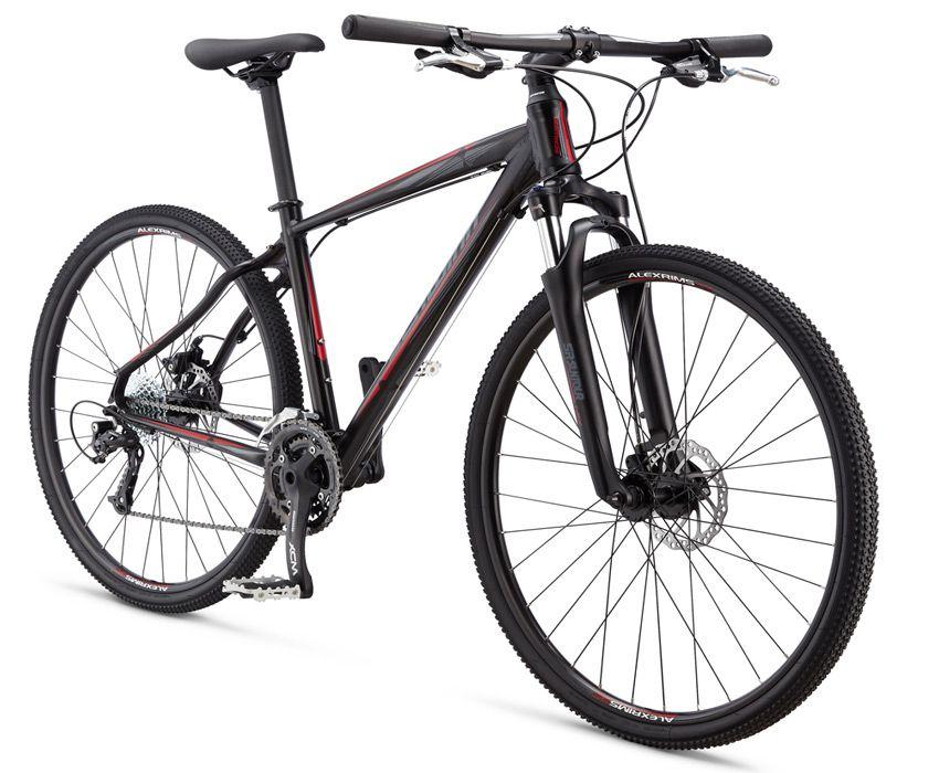 Гибрид-велосипед