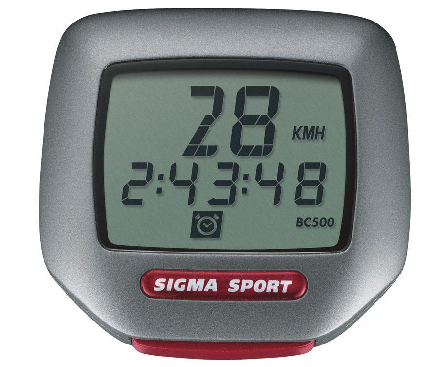 Велокомпьютер Sigma Sport