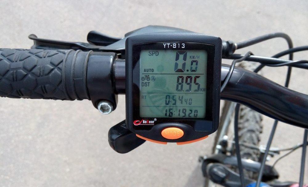 велокомпьютер для велосипеда