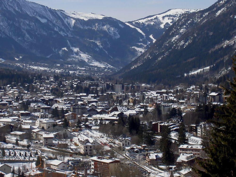 Долина Шамони