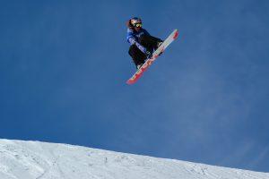 Фристайл на сноуборде
