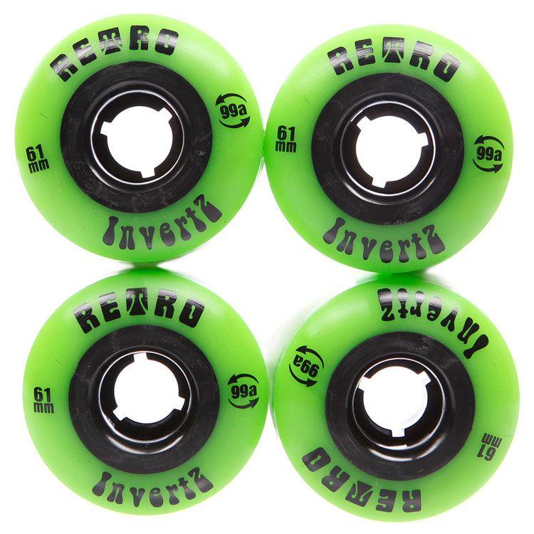 Колёса для скейтборда с жёсткостью 99а