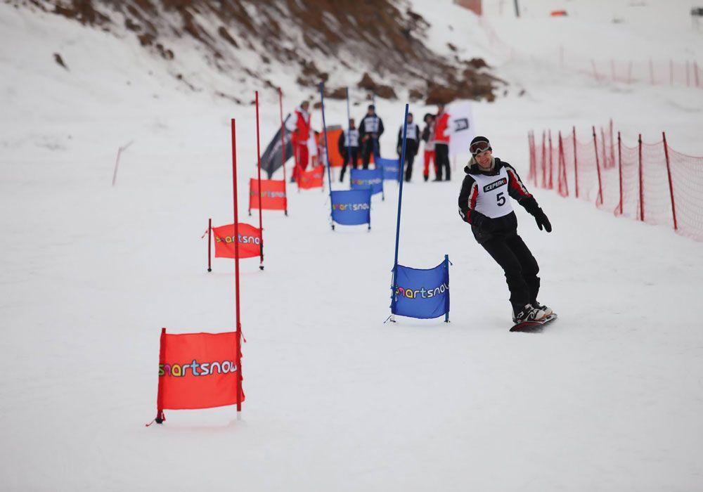 Спортивно-горнолыжный комплекс «Лисья гора»