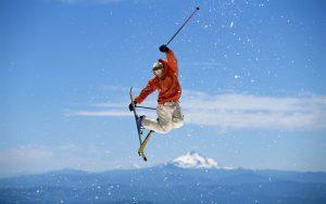 Фристайл на горных лыжах