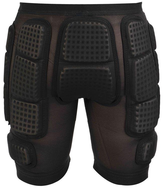 Защитные шорты для сноуборда