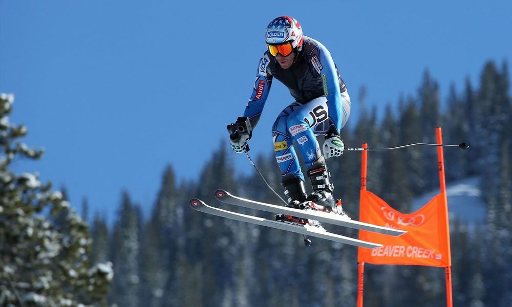 Соревнования по горным лыжам