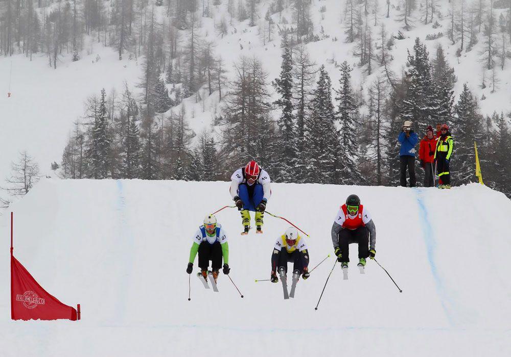 Соревнования по Ski Cross