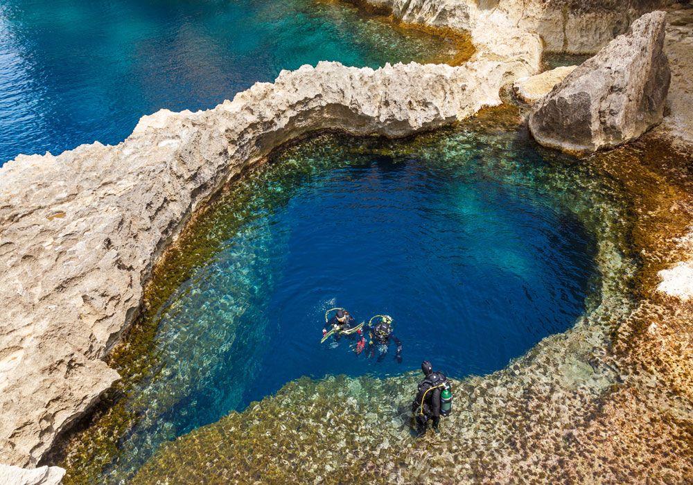 Остров Гозо на Мальте