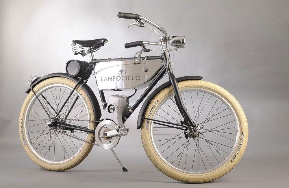 Электровелосипед Lampociclo