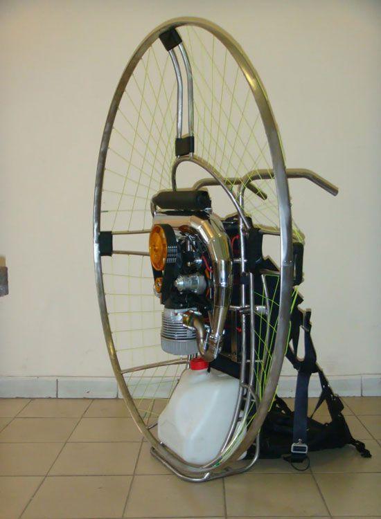 Мотор для параплана