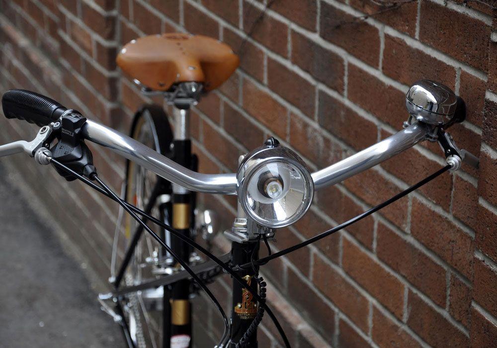 Передний велосипедный фонарь