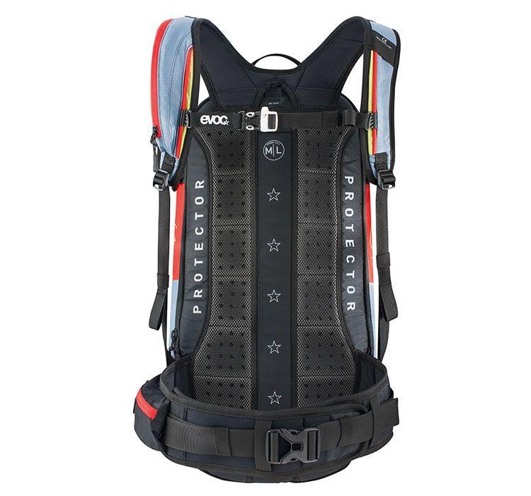 Рюкзак с защитой