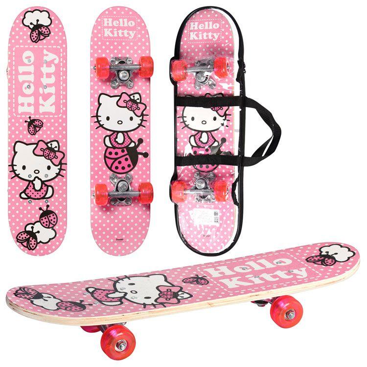 Скейтборд для девочек