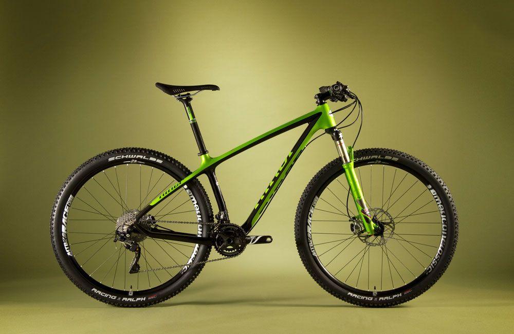 Велосипед Niner
