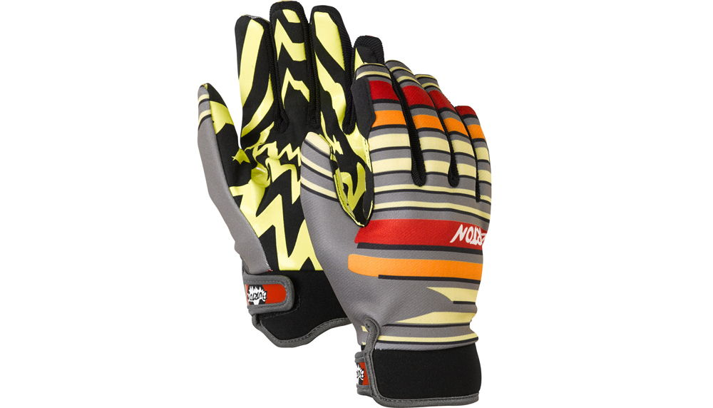 Burton перчатки горнолыжные