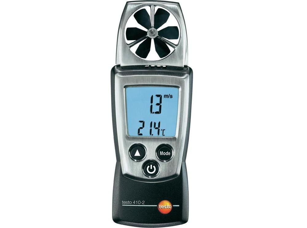 Цифровой карманный анемометр