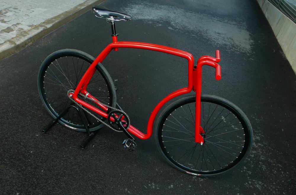 Самый прочный велосипед