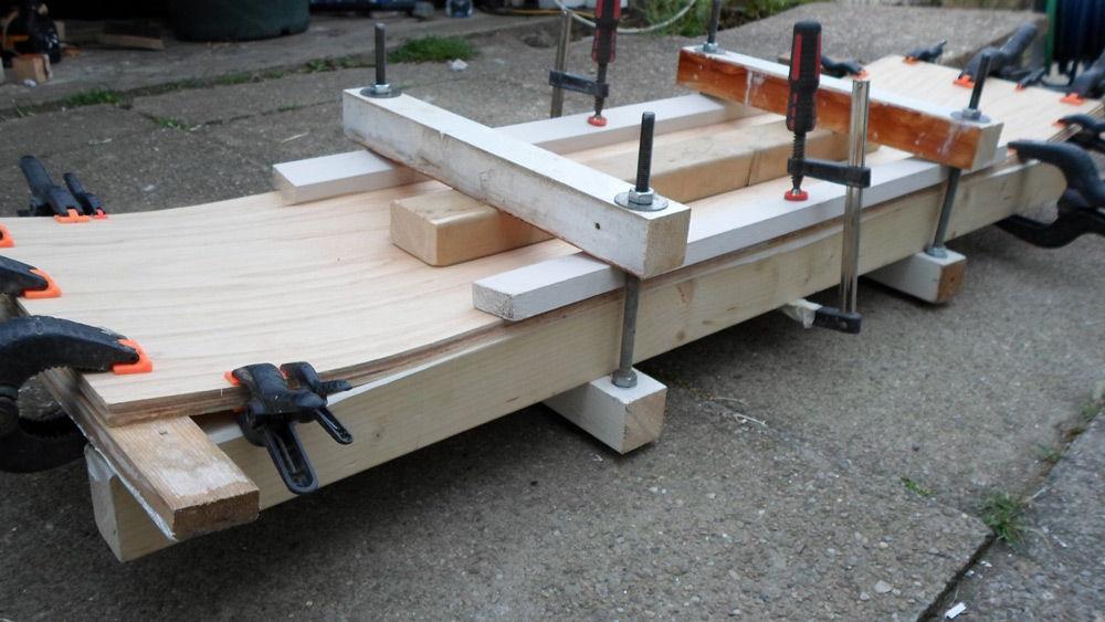Изготовление скейтборда