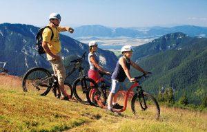 Велосипедный туризм в горах