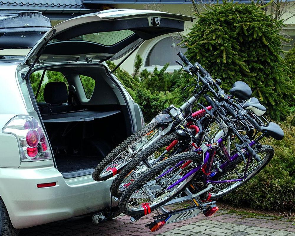 Велосипедные крепления для авто Amos Tytan 3