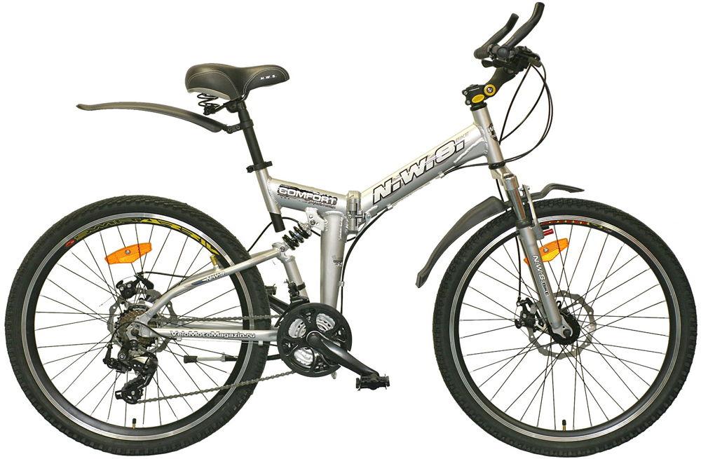Велосипед Wels 26 Comfort Classic