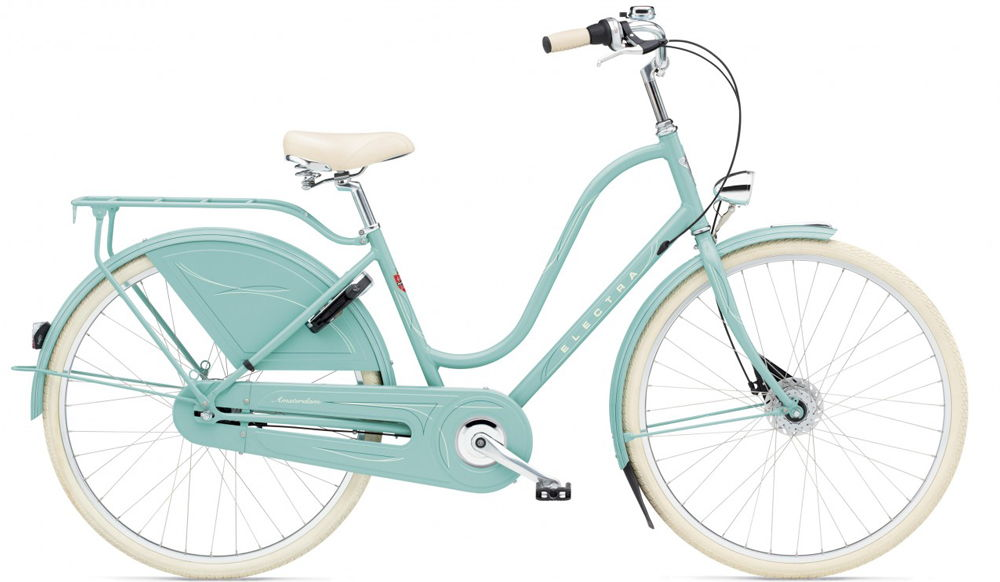 Женский прогулочный велосипед Electra