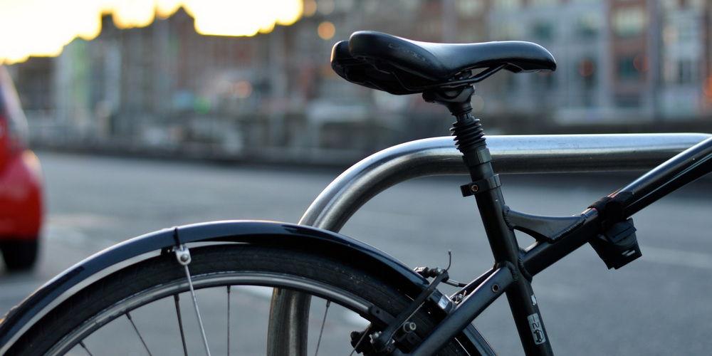 Регулировка сидения велосипеда