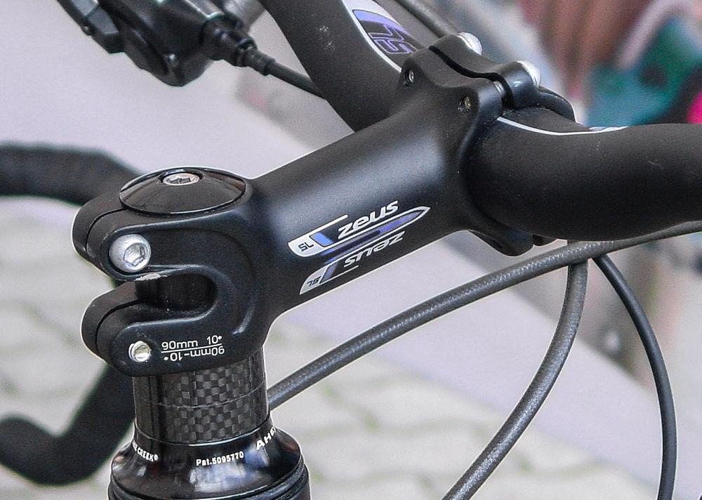 Вынос руля горного велосипеда