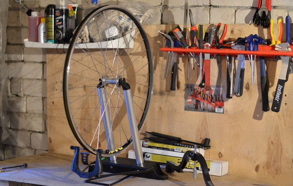 Спортивный велосипед ремонт своими руками 871
