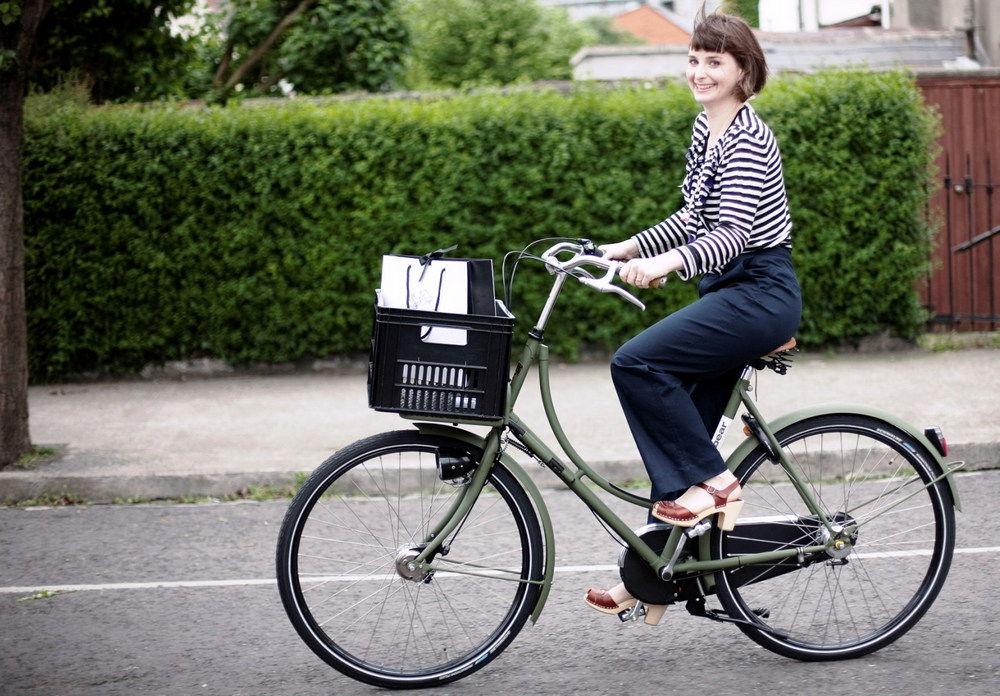 Правила выбора велосипеда для женщин