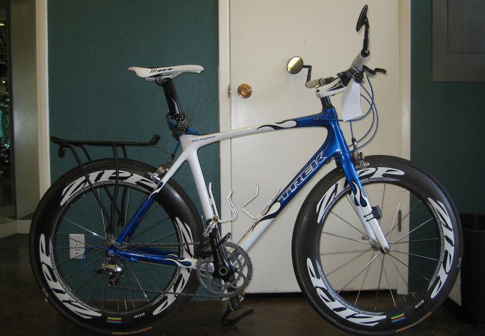 Зеркало заднего вида шоссейный велосипед