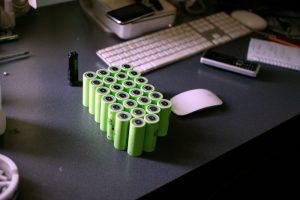 Батареи для аккумулятора