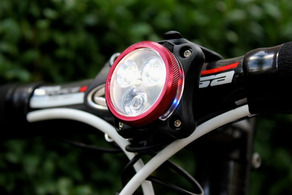 Светодиодные фонарь для велосипеда своими руками 66