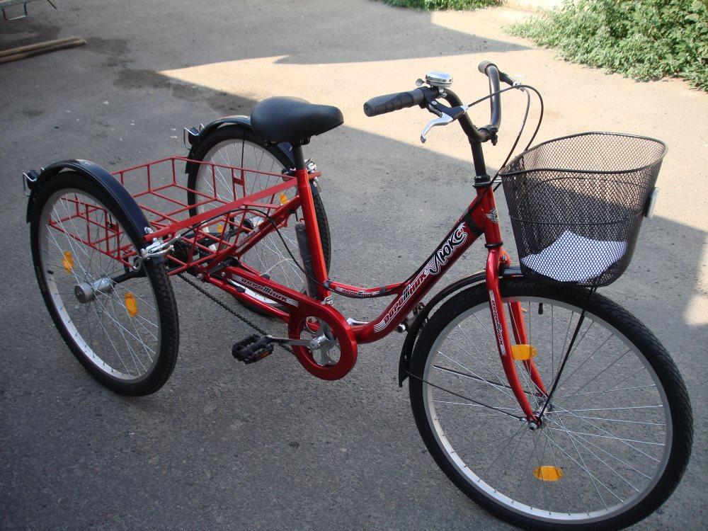 Грузовой велосипед 40