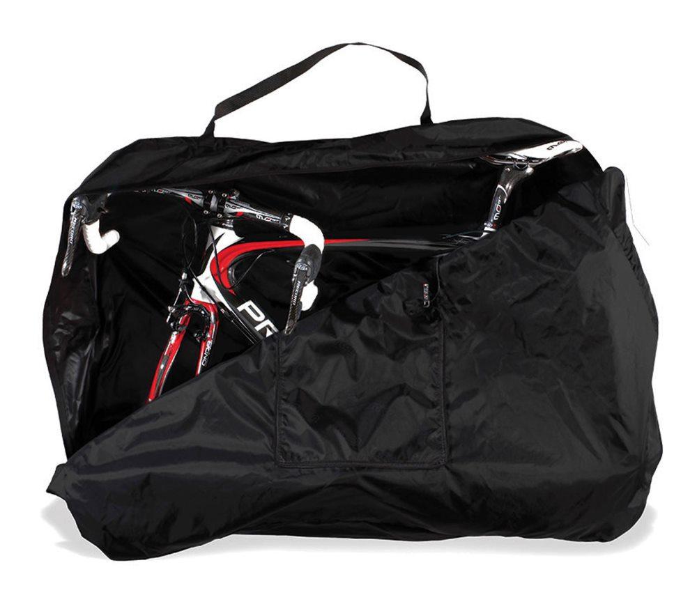 Как упаковать велосипед в чехол