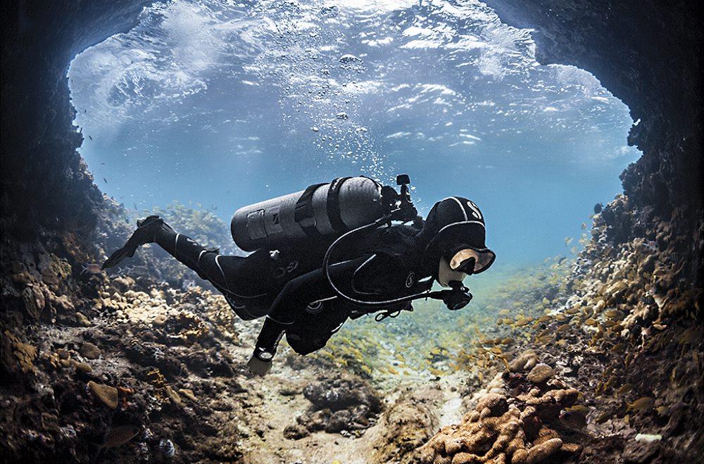 лучше аквалангов нет ничего