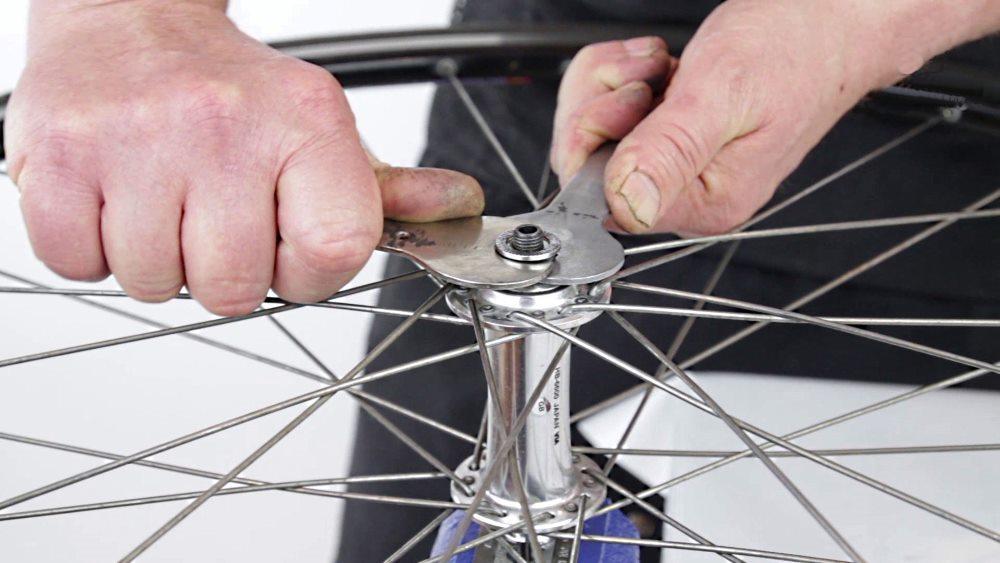 Ремонт детского велосипеда своими руками заднее колесо 49