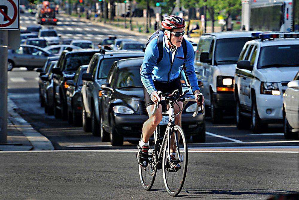 ПДД на дороге для велосипедистов