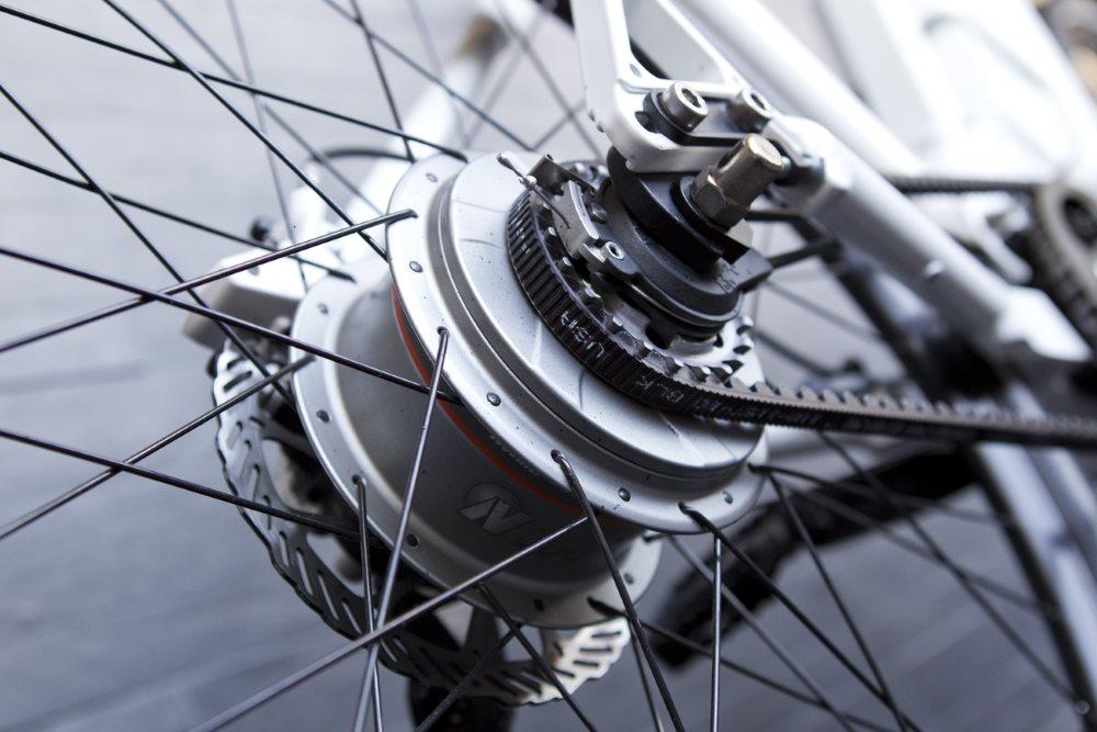 Втулка велосипедная