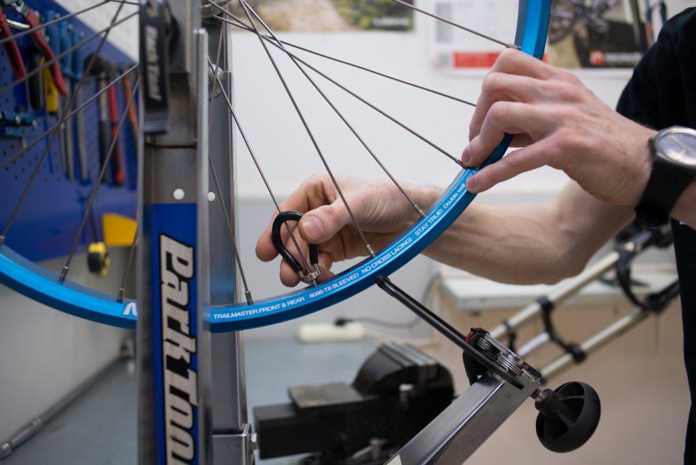 Ремонтируем обод велосипеда