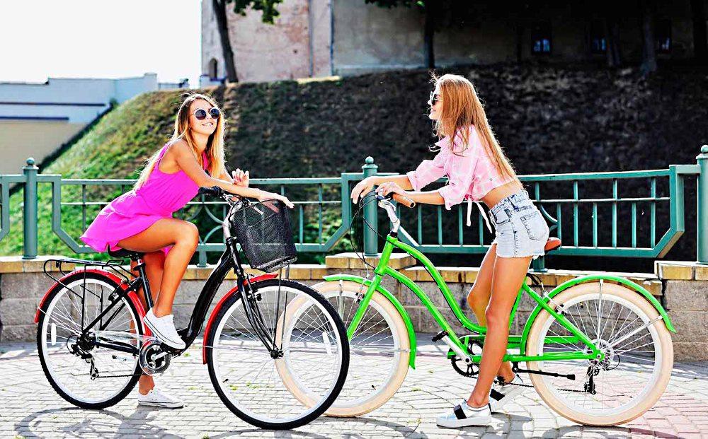 польза велосипеда для похудения