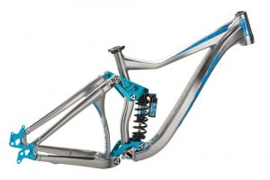 Стальная рама для велосипеда
