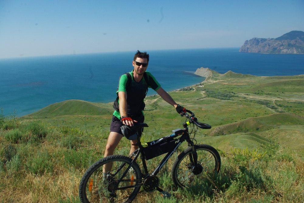 в Крым на велосипеде