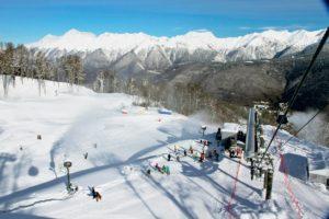 горнолыжные курорты алтая