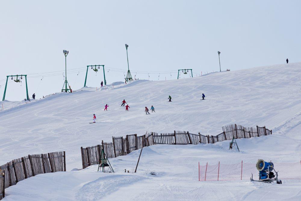 горнолыжный центр лопарьстан