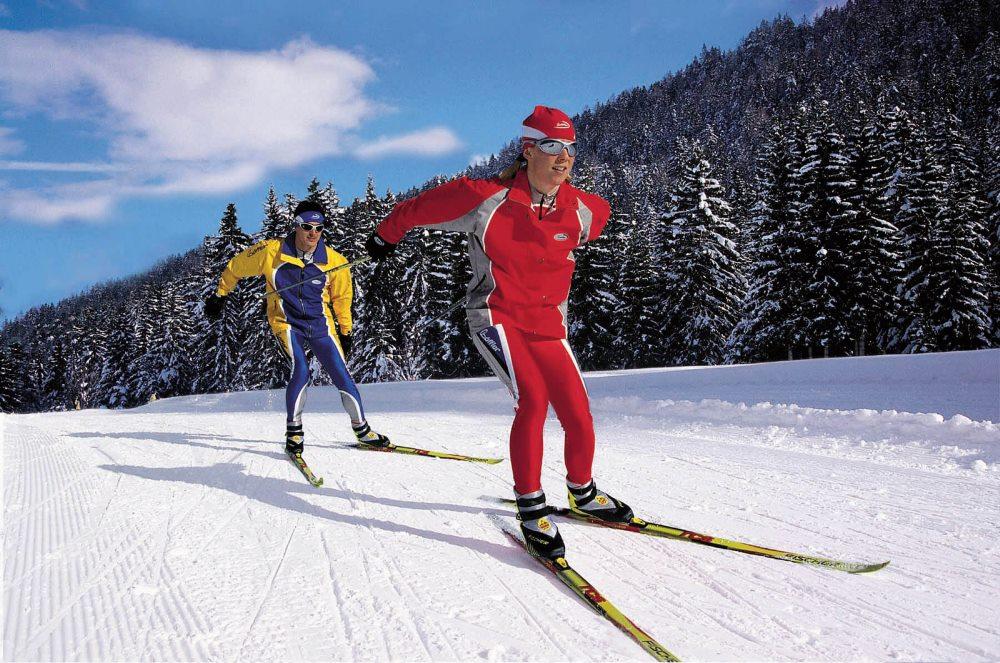 покататься на лыжах в оренбурге
