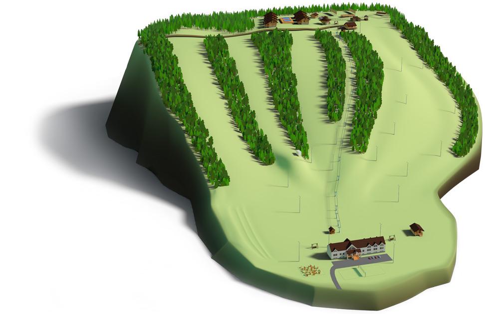 Схема трасс уяз-тау